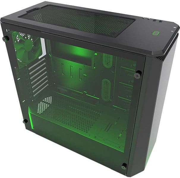 Phanteks Eclipse P400 Satin Black Tempered Glass/Steel ATX Mid Tower Computer Case for $49.99 After Rebate + Free Ship @ Newegg (starting 11/08/17)