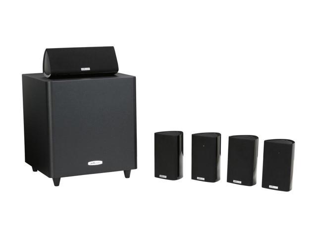 Polk Audio RM705 5.1 CH Home Audio Speaker System, Black for $119.99 + Free Ship @ Newegg