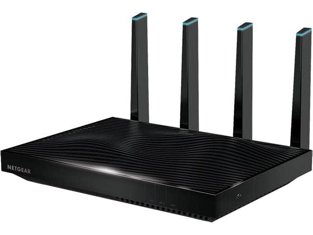 Netgear R8500 Nighthawk X8 Wireless AC5300 Tri-Band Quad-Stream MU-MIMO Gigabit Router for $189.99 AR (or $164.99 AR w/ MP & Filler) + Free Ship @ newegg