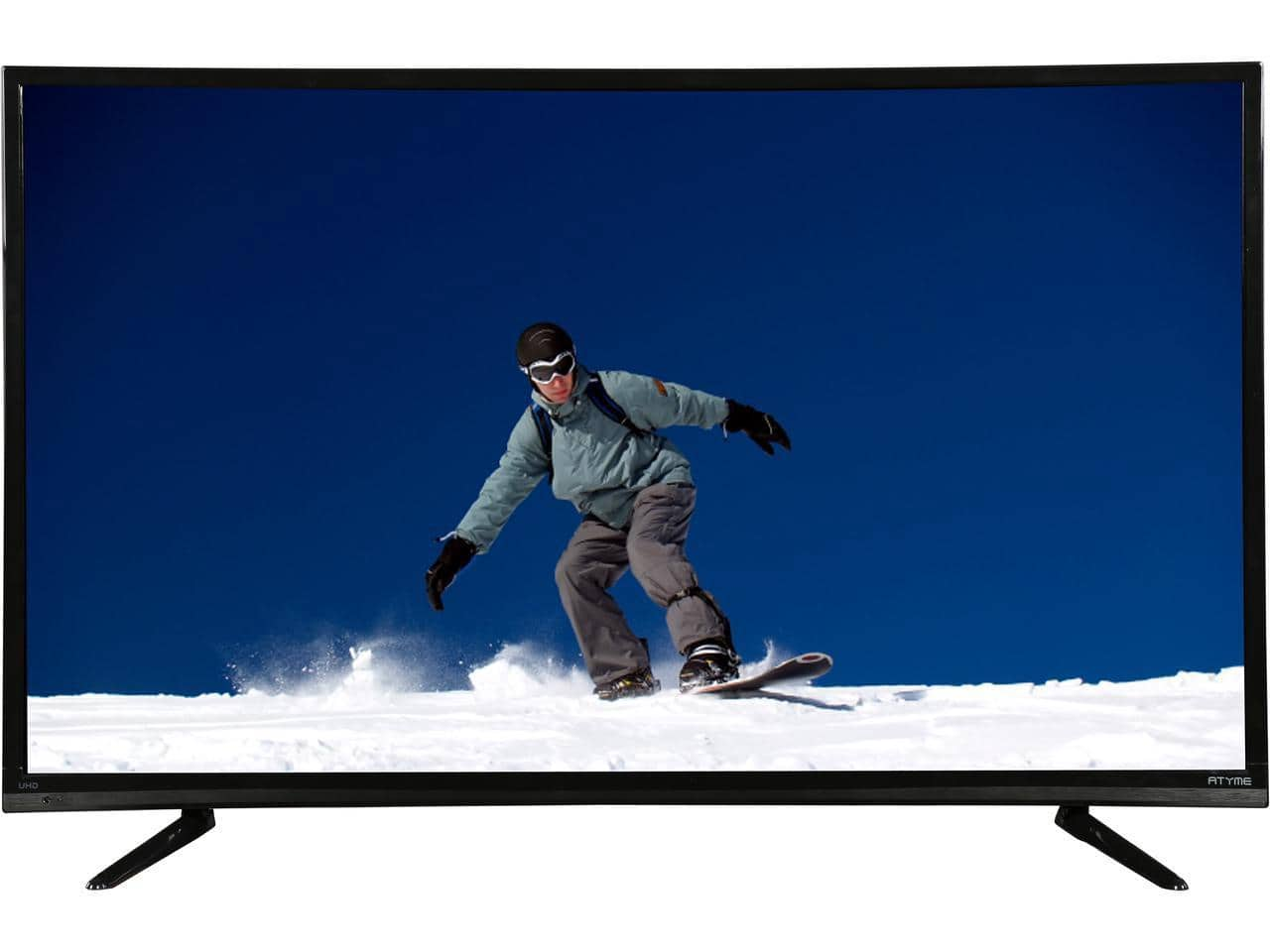 "43"" Atyme 3840x2160 4K UHD LED HDTV for $184.99 AC or 27"" Sceptre 3840x2160 4K UHD IPS Panel LED Monitor for $199.99 AC  + Free Ship @ Newegg"