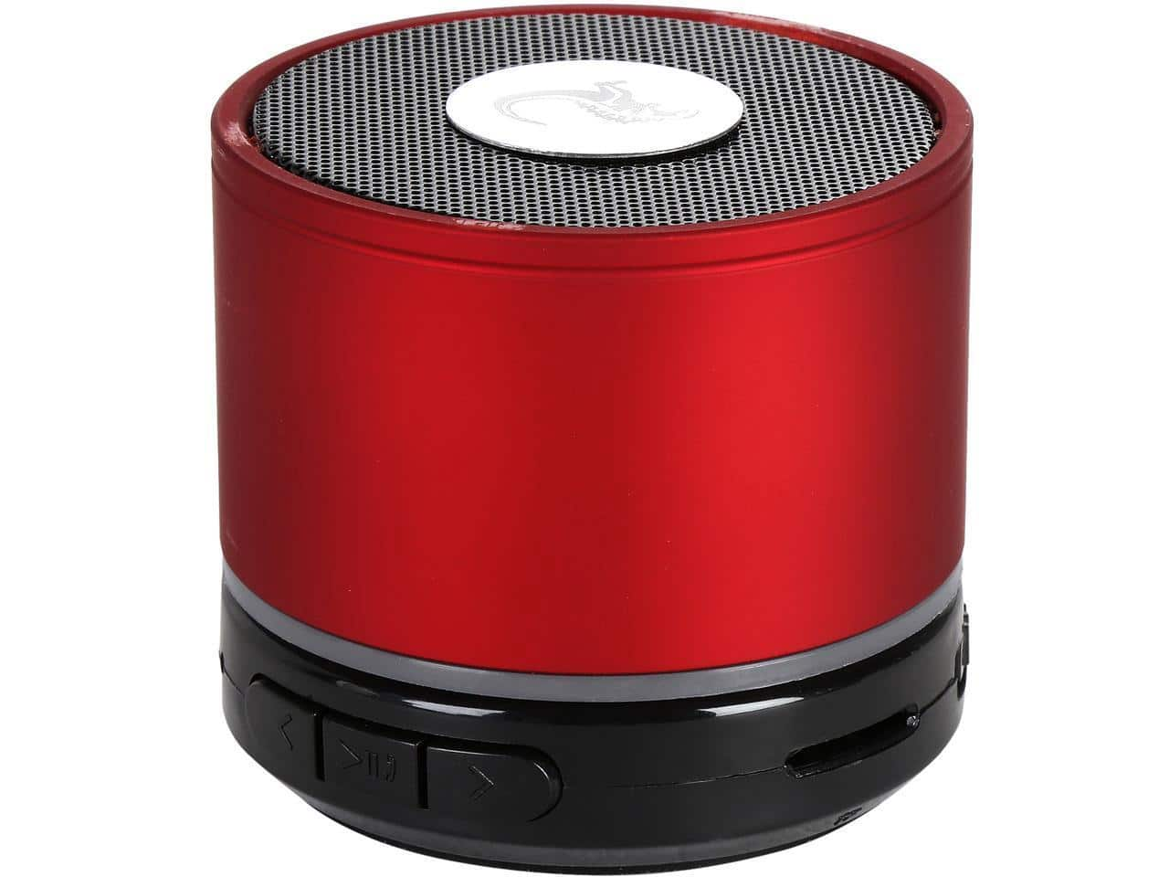 Refurbished Krazilla Red Bluetooth 3.0 Portable Speaker for Free After Rebate + Free Ship @ Newegg