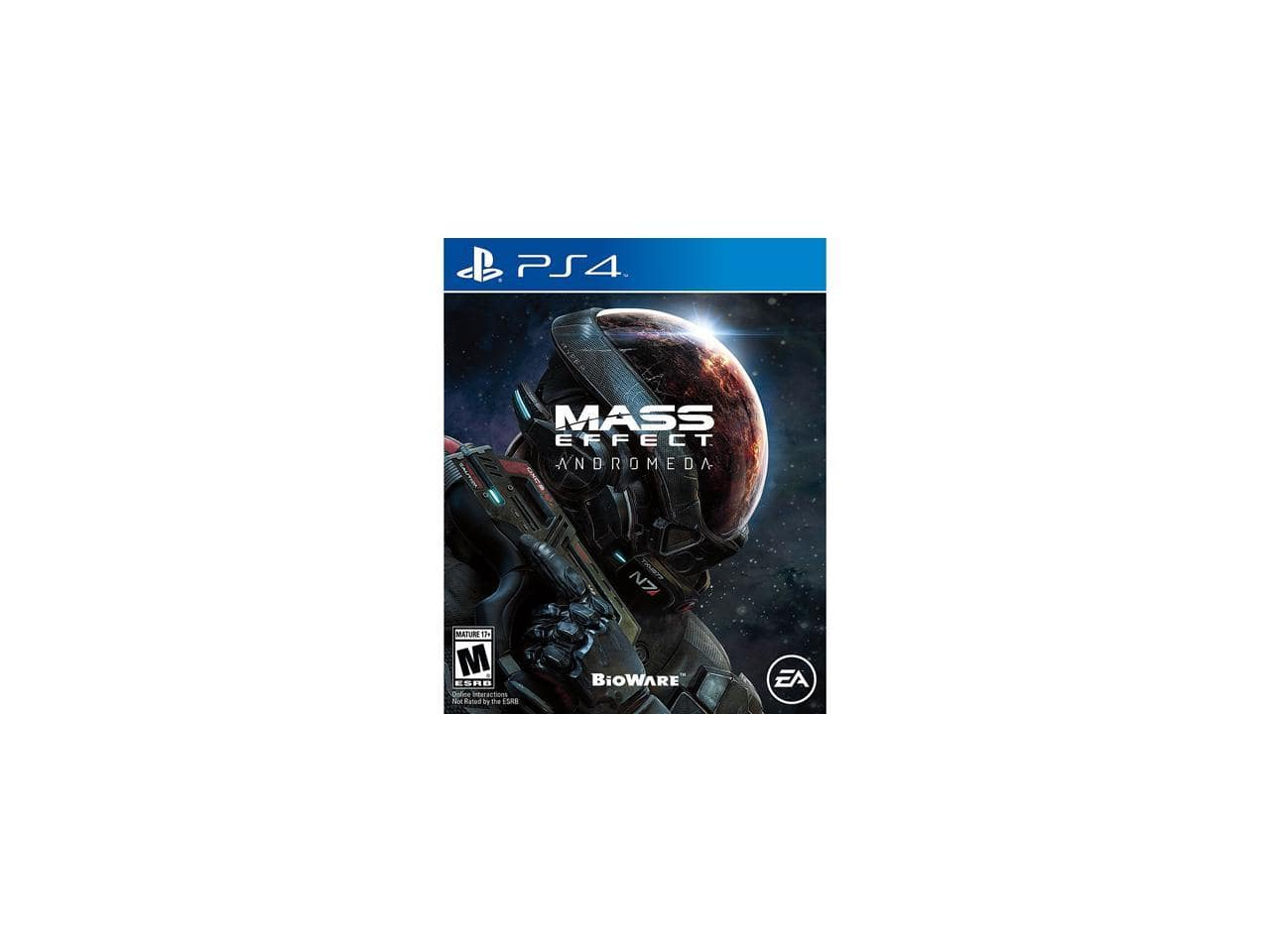 Mass Effect Andromeda (PS4 or Xbox One) + Assassin's Creed Syndicate (PC) for $4.99 AR + S&H @ Newegg