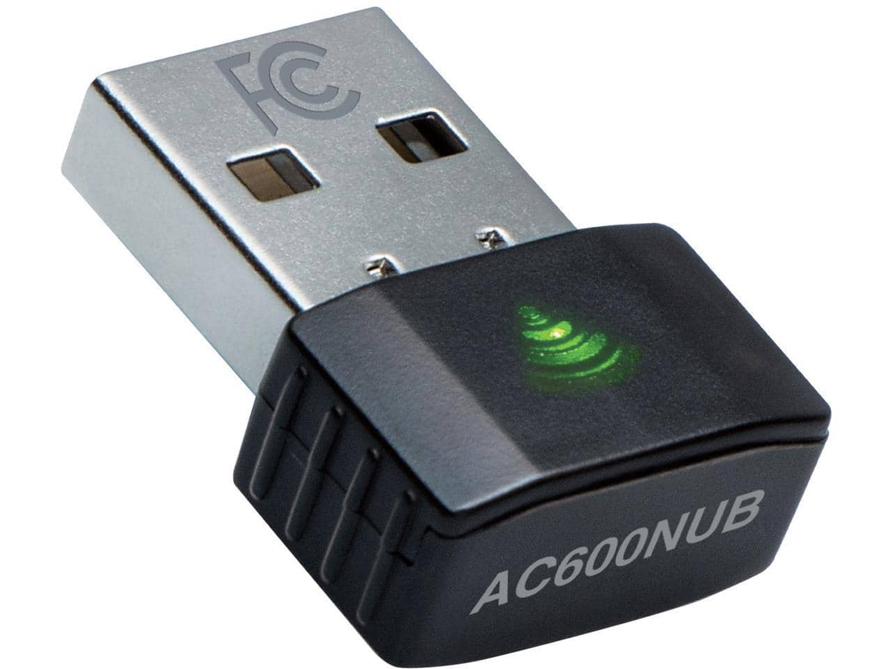 Rosewill RNX-AC600NUB AC600 Dual-Band USB Wireless Adapter for $5.99 AR + Free Ship @ Newegg