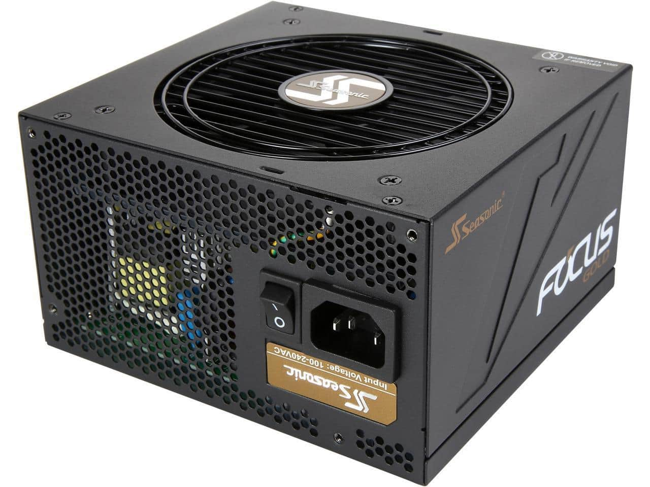 550W Seasonic FOCUS Series 80 Plus Gold Semi-Modular Power Supply (SSR-550FM) for $49.99 AR + Free Ship @ Newegg