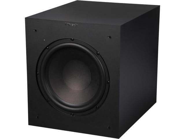Klipsch K-100SW 10-Inch Powered Subwoofer for $122.99 AC + Free Ship @ Newegg