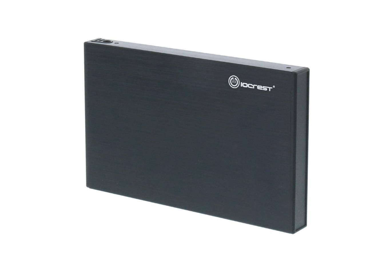 "Syba 2.5"" SATA HDD/SSD USB 3.0 External Enclosure Case (SY-ENC25055) for Free After Rebate + S&H @ Newegg"