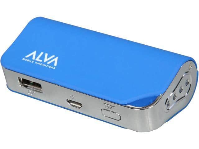 Alva Mobile 2,840 mAh & 2,200 mAh Mini Juice Pack Power Banks, Coboc 5 Ft. CAT6 Ethernet Cable & More for Free After Rebate + S&H @ Newegg