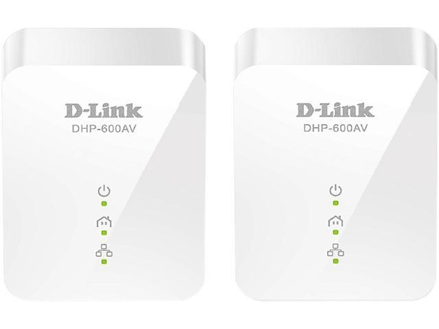 D-Link PowerLine DHP-601AV AV2 AV1000 Gigabit Starter Kit for $30.99 AC & More + Free Ship @ Newegg