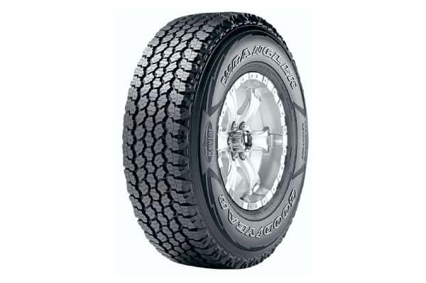 Goodyear Wrangler All Terrain Adventure With Kevlar 275 55r20