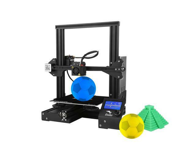 creality 3d printer Ender 3 plus $10 gift card for $165 $165