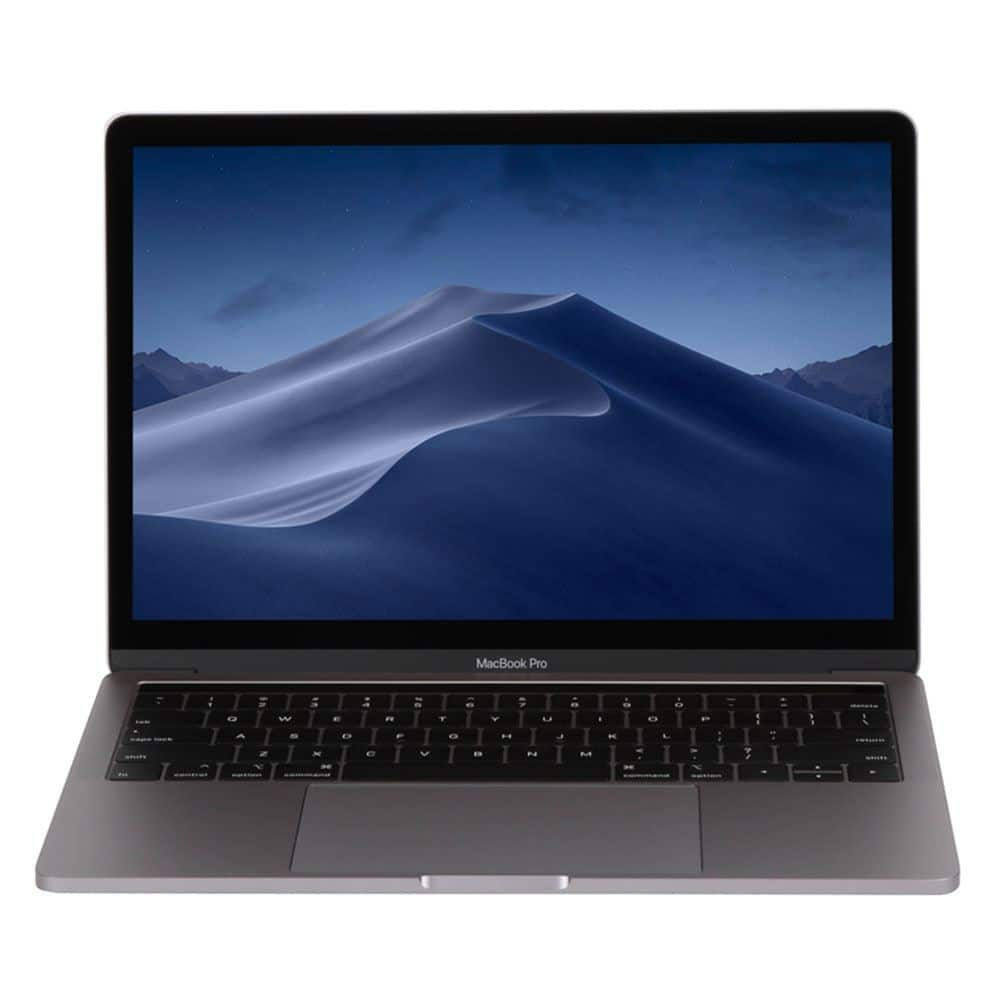 "Apple MacBook Pro with Touch Bar MUHN2LL/A Mid 2019 13.3"" Laptop Computer - Space GrayIntel Core i5 Processor 1.4GHz; 8GB RAM; 128GB SSD ; $980"