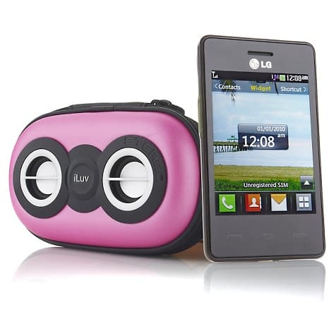 Tracfone LG 840G Bundle w/1400 Minutes, 1 Year of Service & Triple Minutes for Life: $99.95 + Free Shipping ~ HSN