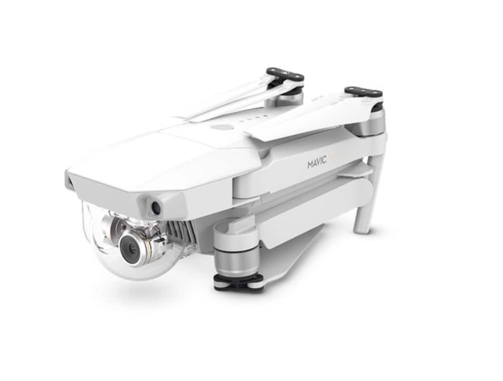 DJI MAVIC PRO ALPINE WHITE COMBO - $1049 (including tax)