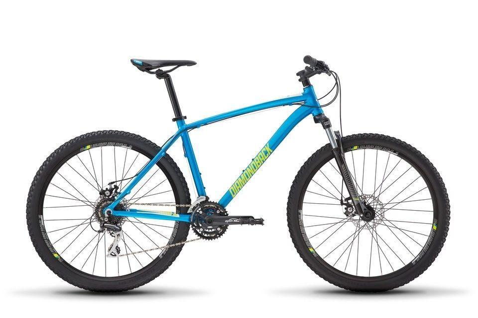 Diamondback Overdrive 1 2018 Mountain Bike - $329.99 (53% off list price) - Free Shipping