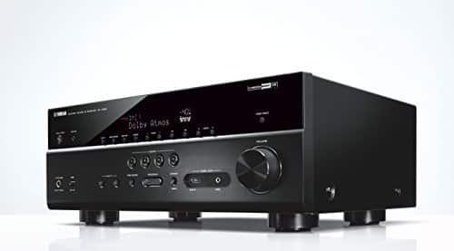 Yamaha RX-V683BL 7.2-Channel MusicCast AV Receiver with Bluetooth - $264 after Amazon 20% Off Coupon