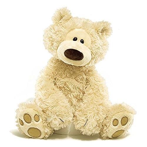 Gund Philbin Teddy Bear Stuffed Animal, 12 inches $12.99 free shipping with prime@amazon