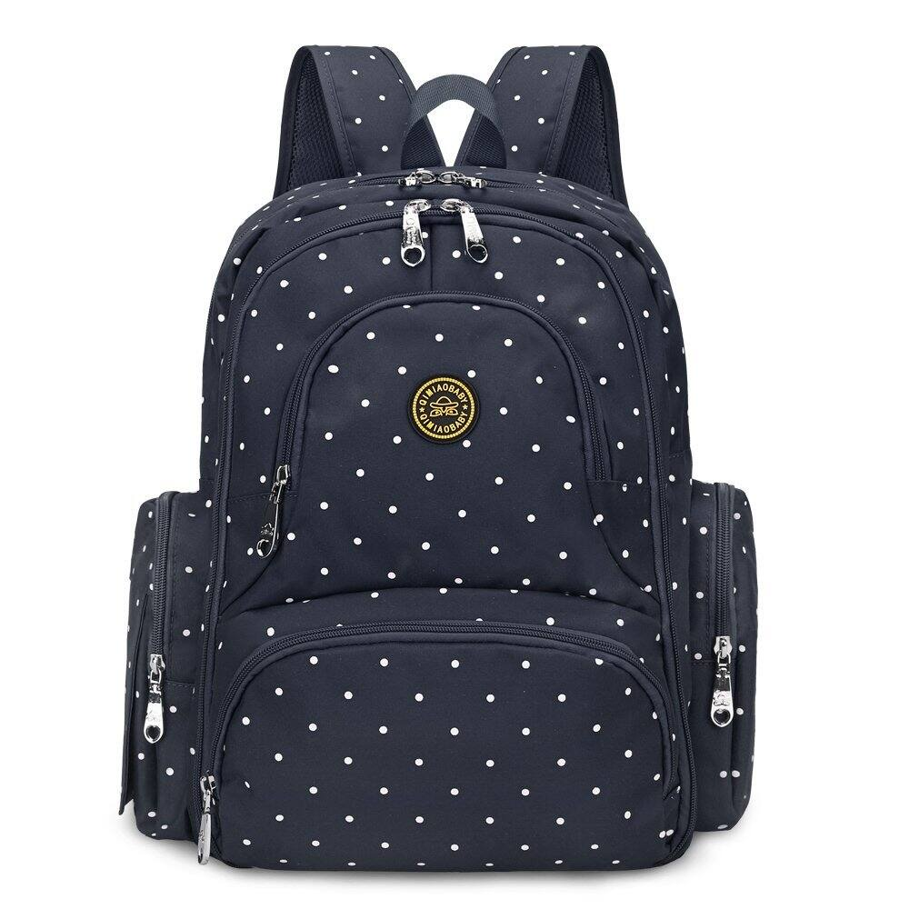 Water-resistant Baby Diaper Bag Backpack with Changing Pad & Stroller $19.87 free shipping with prime@amazon
