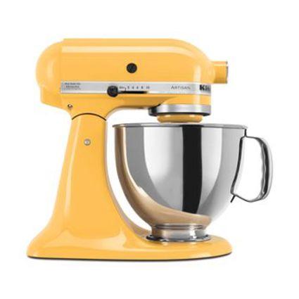 Sur la Table - Kitchenaid Artisan Stand Mixer Buttercup Color $207.99 + Free shipping