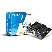 Frys Deal: MSI 760GM-P23 AM3+ Motherboard Free After $10 MIR @ Fry's w/ Free in Store Pickup