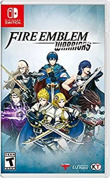Nintendo Switch - Fire Emblem Warriors Physical Release $43.99 @ Amazon