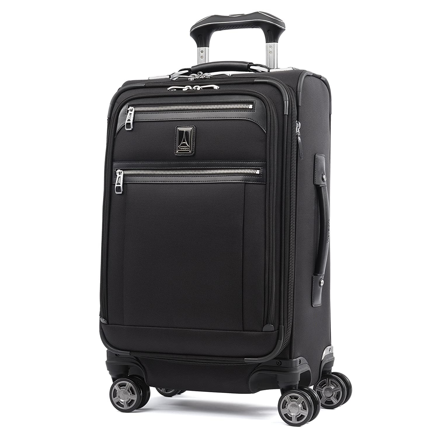 """Travelpro Platinum Elite 21"""" Spinner in multiple colors starting at $159; Crew 10 at $80"""