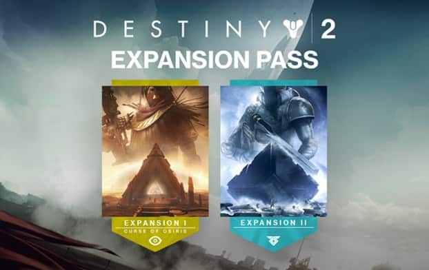 Destiny 2 - Expansion Pass w/ Humble Monthly Subscription (PC) - $17.99