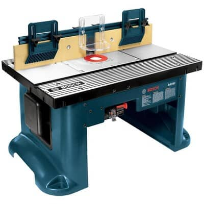 Bosch router table RA1181 - $159.00