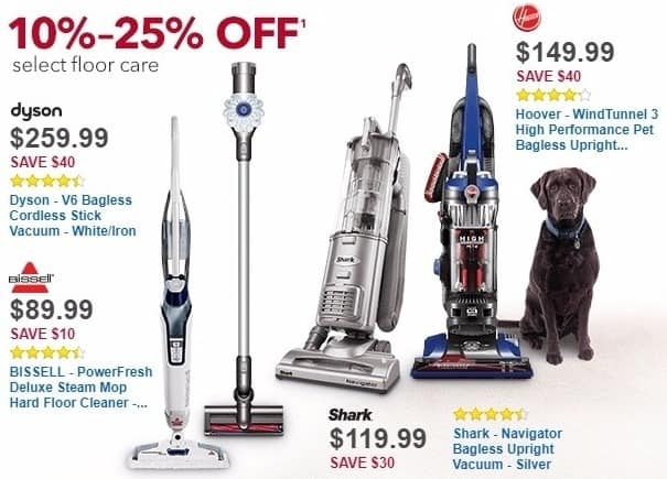 Best Buy Weekly Ad: Bissell PowerFresh Deluxe Steam Mop for $89.99