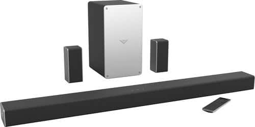 "Best Buy Weekly Ad: VIZIO SmartCast 36"" 5.1-Ch. Soundbar System with Wireless Subwoofer for $229.99"