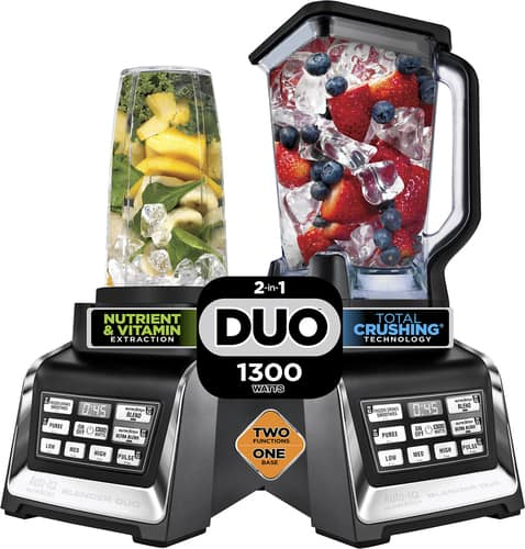 Best Buy Weekly Ad: Nutri Ninja 72-oz. Blender Duo with Auto IQ for $149.99