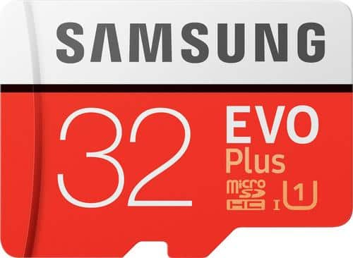 Best Buy Weekly Ad: Samsung 32GB EVO Plus for $19.99