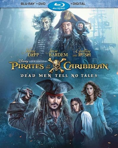 Best Buy Weekly Ad: Pirates of the Caribbean: Dead Men Tell No Tales for $19.99