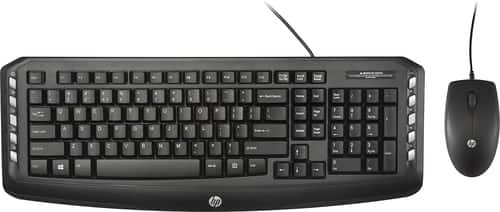 Best Buy Weekly Ad: HP C2600 Keyboard and Optical Mouse for $19.99