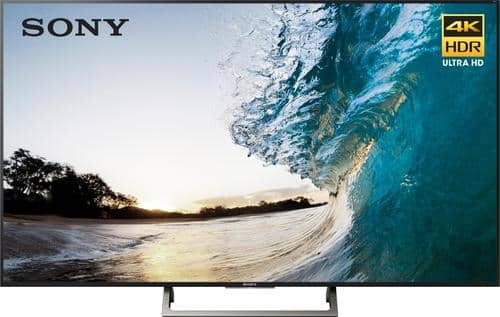 "Best Buy Weekly Ad: Sony - 65"" Class LED 4K Ultra HD Smart TV with High Dynamic Range for $1,499.99"
