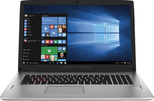 Best Buy Weekly Ad: Asus Gaming Laptop with Intel Core i7 Processor for $1,499.99