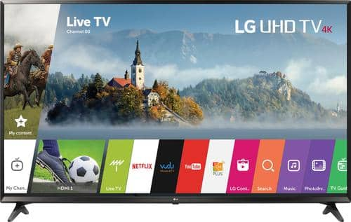 """Best Buy Weekly Ad: LG - 65"""" Class LED 4K Ultra HD Smart TV for $999.99"""