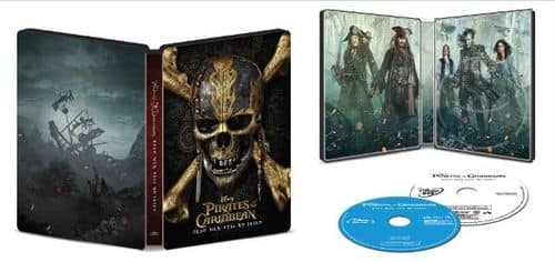 Best Buy Weekly Ad: Pirates of the Caribbean: Dead Men Tell No Tales for $24.99