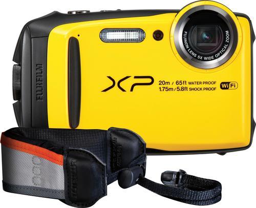 Best Buy Weekly Ad: Fujifilm XP120 Waterproof Camera for $179.99