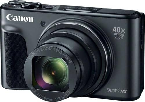 Best Buy Weekly Ad: Canon PowerShot SX730 for $399.99