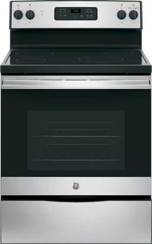 Best Buy Weekly Ad: GE - 5.3 cu. ft. Electric Range for $479.99