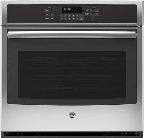 "Best Buy Weekly Ad: GE - 30"" Built-In Single Electric Convection Wall Oven for $1,099.99"