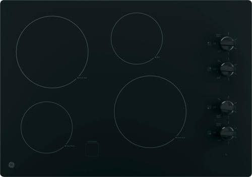 """Best Buy Weekly Ad: GE - 30"""" Built-In Electric Cooktop for $399.99"""