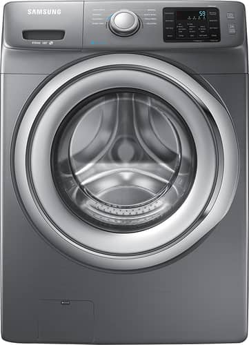 Best Buy Weekly Ad: Samsung - 4.2 cu. ft. 9-Cycle High-Efficiency Steam Washer for $649.99