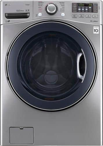 Best Buy Weekly Ad: LG - 4.5 cu. ft. 12-Cycle Washer with Steam for $799.99