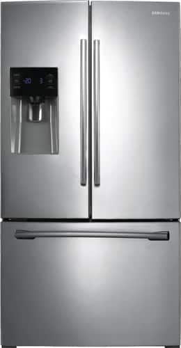 Best Buy Weekly Ad: Samsung - 24.6 cu. ft. French Door Refrigerator for $1,499.99