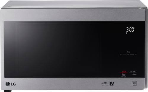 Best Buy Weekly Ad: LG - 0.9 Cu. Ft. Countertop Microwave for $119.99