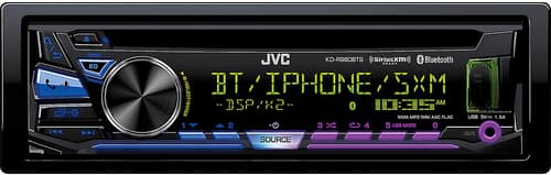 Best Buy Weekly Ad: JVC In-Dash CD/DM Receiver for $99.99