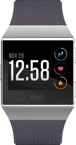 Best Buy Weekly Ad: Fitbit Ionic - Blue gray/silver gray for $299.95