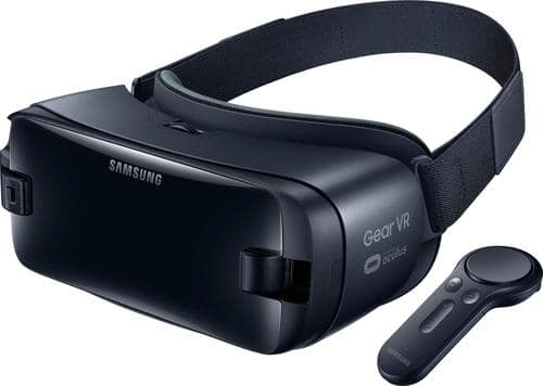 Best Buy Weekly Ad: Samsung Gear VR Headset with Controller (Note8 Edition) for $129.99