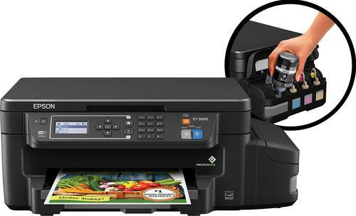Best Buy Weekly Ad: Epson ET-3600 EcoTank Wireless Printer for $349.99